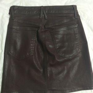 Good American Skirts - NWT Good American Mini Skit
